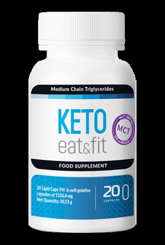 Keto Eat&Fit capsule pentru slabit - pareri, forum, ingrediente, preț, prospect, farmacii