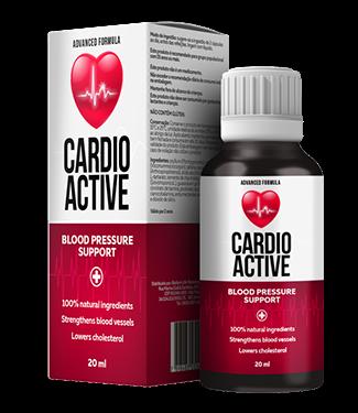 CardioActive picături pentru hipertensiune arteriala - pareri, forum, ingrediente, preț, prospect, farmacii