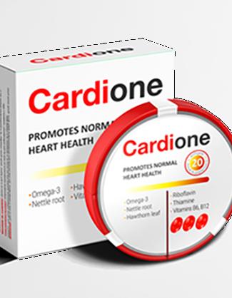 Cardione capsule pentru hipertensiune arterială - pareri, forum, ingrediente, preț, prospect, farmacii